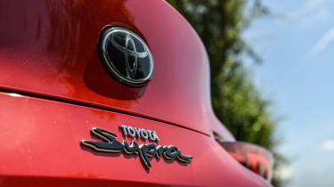 Litchfield Toyota Supra detail