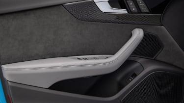 Audi S4 TDI review - doors