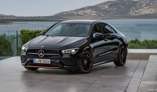 Mercedes CLA 2019 revealed - front