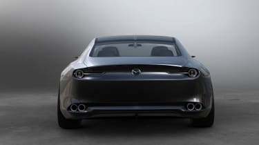 Mazda Vision Concept Coupe - tail