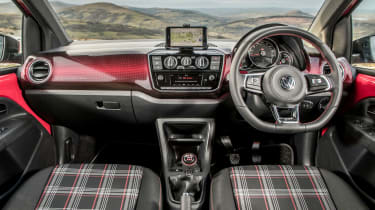 VW Up GTI - Interior