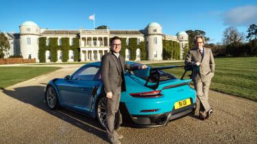Porsche Goodwood FOS 2018