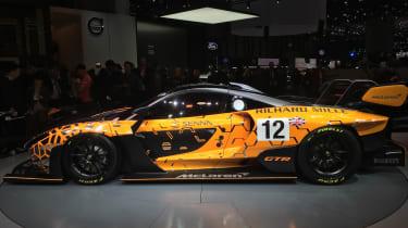 McLaren Senna GTR Live - side