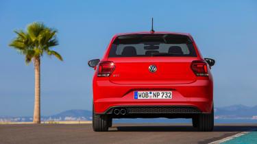 Volkswagen Polo GTI – rear
