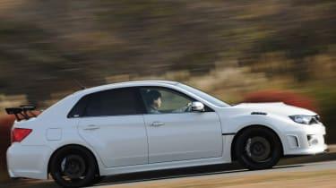 Subaru Impreza STI S206