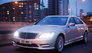 Mercedes-Benz S-Class AMG Sport Edition pictures