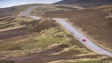 Ferrari F355 icon shoot - distant