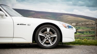 Honda S2000 icon - wheel