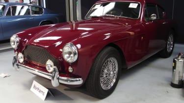 Aston Martin Works auction - DB MkIII