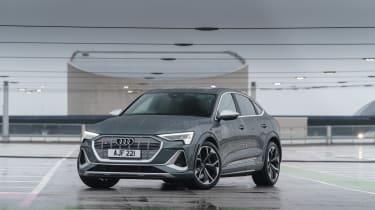 Audi e-tron S Sportback - front static