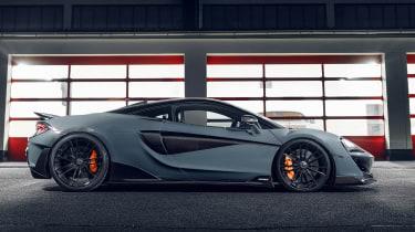 Novitec McLaren 600LT side