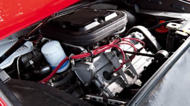 Ferrari 308/328 engine bay