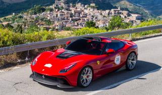 Ferrari F12 TRS special edition
