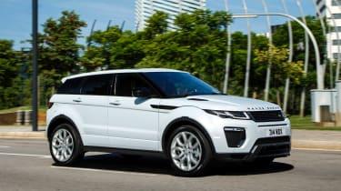 Range Rover Evoque - 2017 static