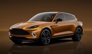 Aston Martin MY22 – DBS