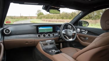 Mercedes-AMG E63 Estate - Interior