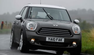 Mini Countryman Cooper D diesel All4 review