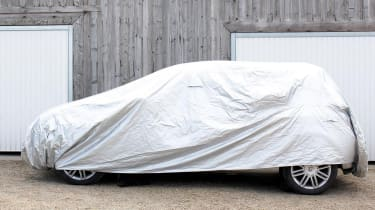 7. Maypole outdoor car cover