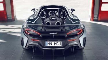 Novitec McLaren 600LT rear