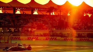 F1 Round 20 - light