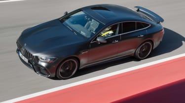 Mercedes-AMG GT 63 S - front quarter\
