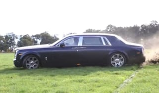 VIDEO: How to off-road in a Rolls-Royce Phantom