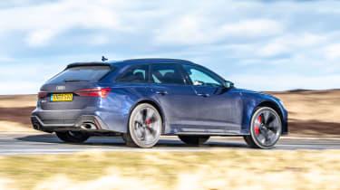 Audi RS6 v Porsche Panamera v Mercedes-AMG