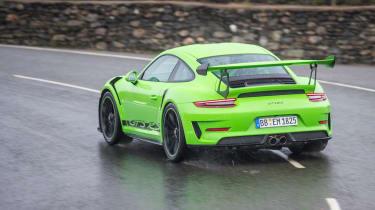Porsche 911 GT3 RS 991.2 - rear