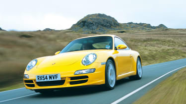 Porsche 997 Carrera buying guide