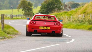 Ferrari F355 Berlinetta – rear