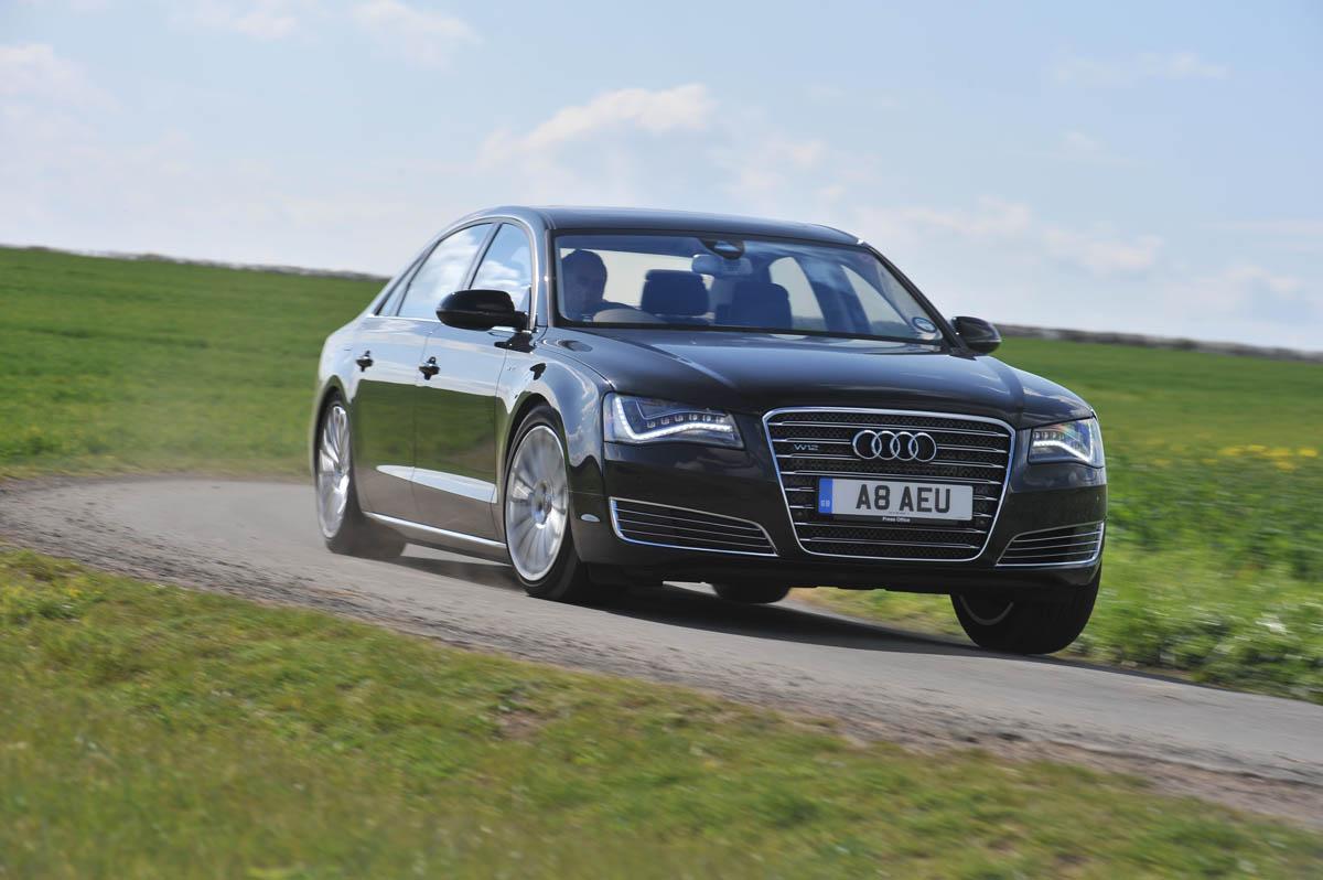 Kelebihan Audi A8 V12 Spesifikasi
