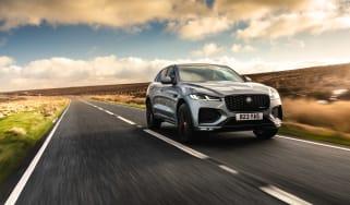 Jaguar F Pace 2021 review - P400