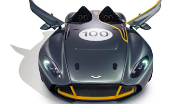 evo Magazine: July 2013 Aston CC100 concept car