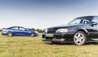 VXR8 GTS-R vs Carlton - header