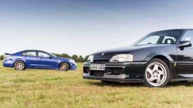 VXR8 GTS-R vs Carlton - header