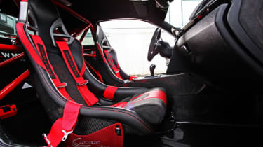Lightweight Performance CSR - Interior