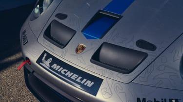 992 Porsche 911 GT3 Cup bonnet