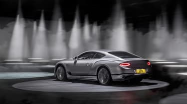 2021 Bentley Continental GT Speed - static rear quarter