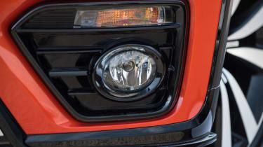 Volkswagen Beetle R-Line foglight