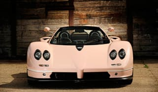 Pink Pagani Zonda - Goodwood Festival of Speed auction