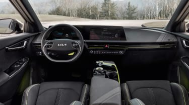 576bhp Kia EV6 GT revealed – interior