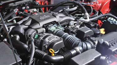 Toyota GT86 2-litre flat four boxer engine