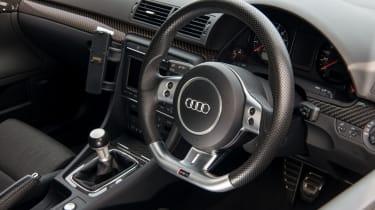 Audi RS4 Avant (B7) – interior