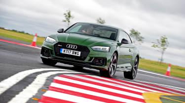 Audi RS5 – on track