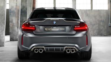BMW M Performance Parts Concept – rear