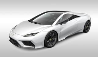 New Lotus Esprit supercar
