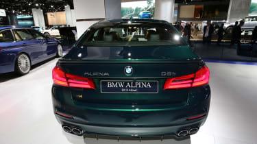 Alpina D5 S GER - rear