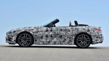 New 2019 BMW Z4 – sied