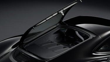 McLaren 570GT Black Collection - boot
