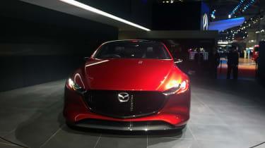 Mazda Kai Concept – front